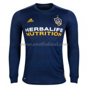 Voetbalshirts Clubs Los Angeles Galaxy 2017-18 Uitshirt Lange Mouw..