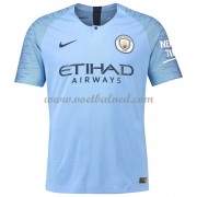 Voetbalshirts Clubs Manchester City 2018-19 Thuisshirt