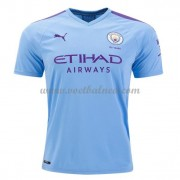 Voetbalshirts Clubs Manchester City 2019-20 Thuisshirt