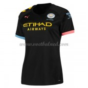 Goedkope Voetbalshirts Dames Manchester City 2019-20 Uitshirt..