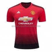 Voetbalshirts Clubs Manchester United 2018-19 Thuisshirt