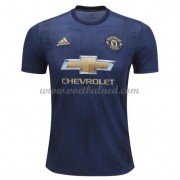 Voetbalshirts Clubs Manchester United 2018-19 Third Shirt..