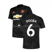 Voetbalshirts Clubs Manchester United 2019-20 Paul Pogba 6 Third Shirt