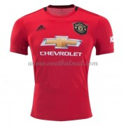 Voetbalshirts Clubs Manchester United 2019-20 Thuisshirt