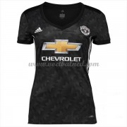 Goedkope Voetbalshirts Dames Manchester United 2017-18 Uitshirt..