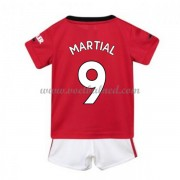 Voetbaltenue Kind Manchester United 2019-20 Anthony Martial 9 Thuisshirt..