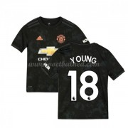 Voetbaltenue Kind Manchester United 2019-20 Ashley Young 18 Third Shirt..