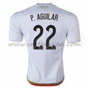 Voetbaltenue Mexico Nationale Elftal 2016 Paul Aguilar 22 Uitshirt..