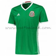 Voetbaltenue Mexico Nationale Elftal 2016 Thuisshirt..