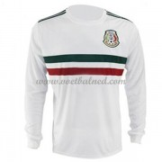Voetbalshirts Mexico WK 2018 Uitshirt Lange Mouw..