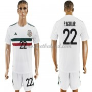 Voetbalshirts Mexico WK 2018 Paul Aguilar 22 Uitshirt..