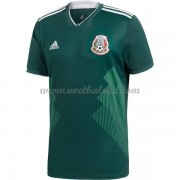 Voetbalshirts Mexico WK 2018 Thuisshirt..