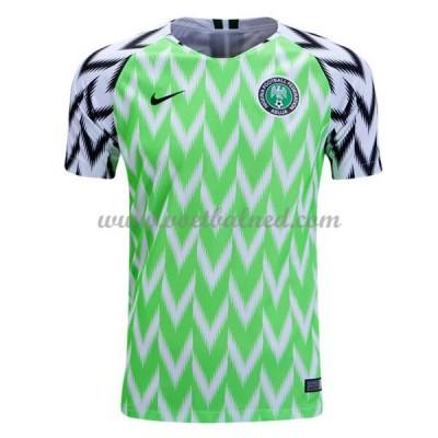 Voetbalshirts Nigeria WK 2018 Thuisshirt