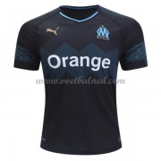 Voetbalshirts Clubs Olympique De Marseille 2018-19 Uitshirt..