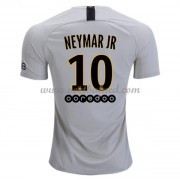 Voetbalshirts Clubs Paris Saint Germain PSG 2018-19 Neymar Jr 10 Uitshirt