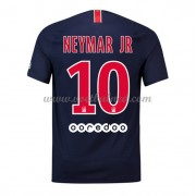 Voetbalshirts Clubs Paris Saint Germain PSG 2018-19 Neymar Jr 10 Thuisshirt