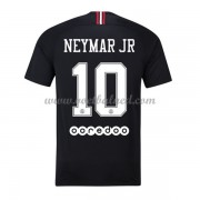 Voetbalshirts Clubs Paris Saint Germain PSG 2018-19 Neymar Jr 10 Third Shirt