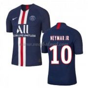 Voetbalshirts Clubs Paris Saint Germain PSG 2019-20 Neymar Jr 10 Thuisshirt