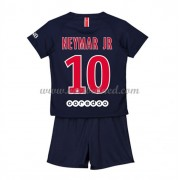 Voetbaltenue Kind Paris Saint Germain PSG 2018-19 Neymar Jr 10 Thuisshirt