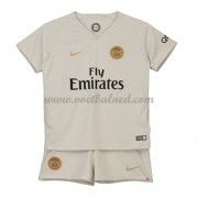 Voetbaltenue Kind Paris Saint Germain PSG 2018-19 Uitshirt..