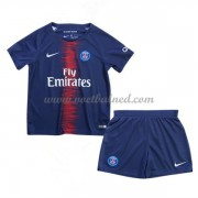 Voetbaltenue Kind Paris Saint Germain PSG 2018-19 Thuisshirt