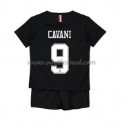 Voetbaltenue Kind Paris Saint Germain PSG 2019-20 Edinson Cavani 9 Third Shirt
