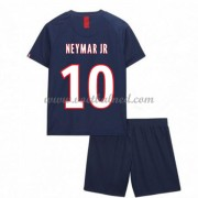 Voetbaltenue Kind Paris Saint Germain PSG 2019-20 Neymar Jr 10 Thuisshirt