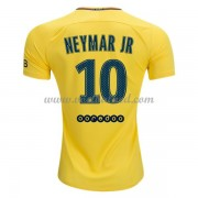 Voetbalshirts Clubs Paris Saint Germain Psg 2017-18 Neymar Jr 10 Uitshirt..