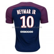 Voetbalshirts Clubs Paris Saint Germain Psg 2017-18 Neymar Jr 10 Thuisshirt..