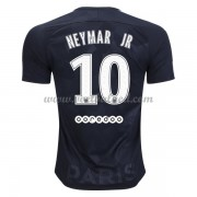 Voetbalshirts Clubs Paris Saint Germain Psg 2017-18 Neymar Jr 10 Third Shirt..