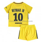 Voetbaltenue Kind Paris Saint Germain Psg 2017-18 Neymar Jr 10 Uitshirt..