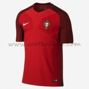 Voetbaltenue Portugal Nationale Elftal 2016 Thuisshirt..