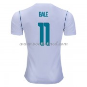 Voetbalshirts Clubs Real Madrid 2017-18 Gareth Bale 11 Thuisshirt..