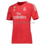 Voetbalshirts Clubs Real Madrid 2017-18 Keeper Uitshirt..