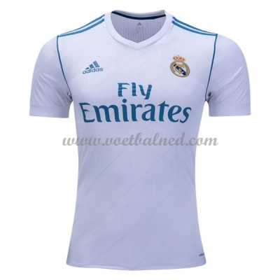 Voetbalshirts Clubs Real Madrid 2017-18 Thuisshirt