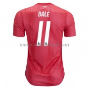 Voetbalshirts Clubs Real Madrid 2018-19 Gareth Bale 11 Third Shirt