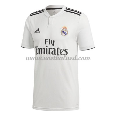 Voetbalshirts Clubs Real Madrid 2018-19 Thuisshirt