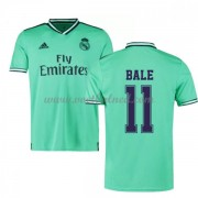 Voetbalshirts Clubs Real Madrid 2019-20 Gareth Bale 11 Third Shirt