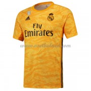 Voetbalshirts Clubs Real Madrid 2019-20 Keeper Thuisshirt..