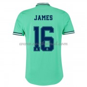 Voetbalshirts Clubs Real Madrid 2019-20 James Rodriguez 16 Third Shirt