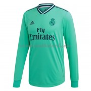Voetbalshirts Clubs Real Madrid 2019-20 Third Shirt Lange Mouw..