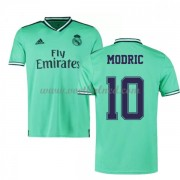 Voetbalshirts Clubs Real Madrid 2019-20 Luka Modric 10 Third Shirt..