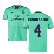 Voetbalshirts Clubs Real Madrid 2019-20 Sergio Ramos 4 Third Shirt