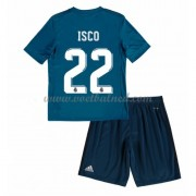 Voetbaltenue Kind Real Madrid 2017-18 Isco 22 Third Shirt..