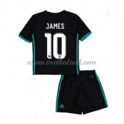 Voetbaltenue Kind Real Madrid 2017-18 James Rodriguez 10 Uitshirt..