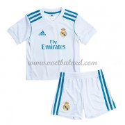 Voetbaltenue Kind Real Madrid 2017-18 Thuisshirt