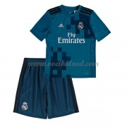 Voetbaltenue Kind Real Madrid 2017-18 Third Shirt..
