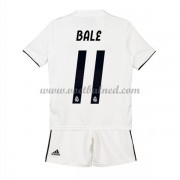 Voetbaltenue Kind Real Madrid 2018-19 Gareth Bale 11 Thuisshirt