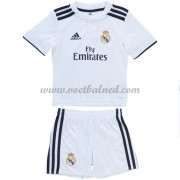 Voetbaltenue Kind Real Madrid 2018-19 Thuisshirt