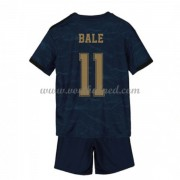 Voetbaltenue Kind Real Madrid 2019-20 Gareth Bale 11 Uitshirt